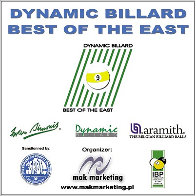 Dynamic Billard Best Of The East 2010
